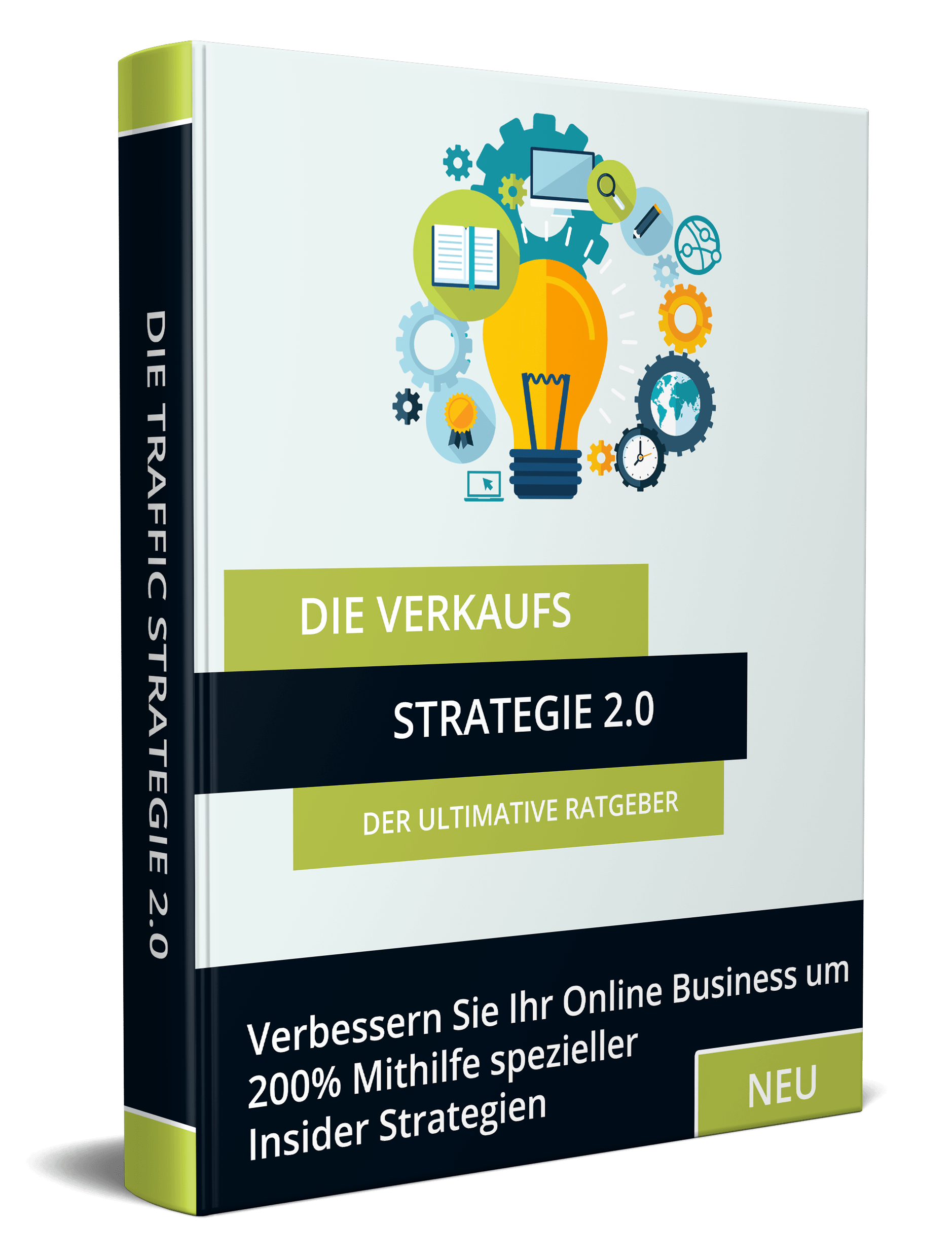 Konzept Marketing Ebook Die Verkaufsstrategie